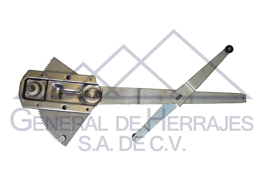 Elevadores de cristal dodge 01-0702-00