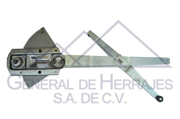 Elevadores de cristal dodge 01-0711-00