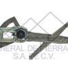 Elevadores de cristal Ford 02-0719-00