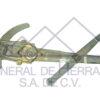 Elevadores de cristal Nissan 04-0750-00