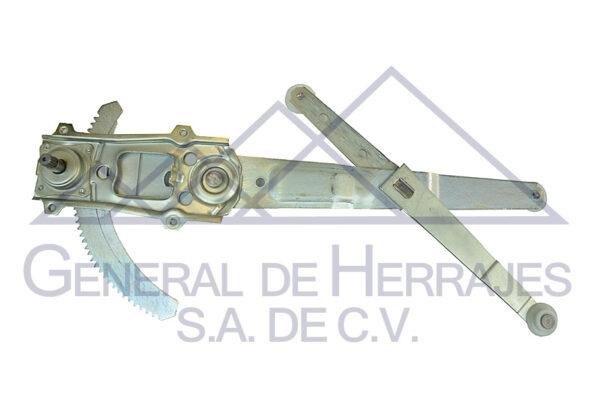 Elevadores de cristal Nissan 04-0751-00