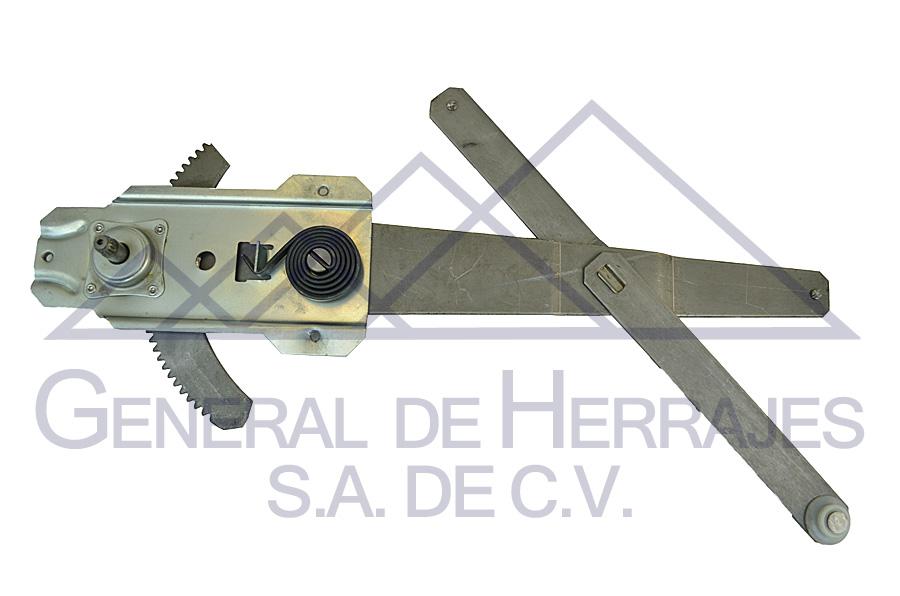 Elevadores de cristal Nissan 04-0754-00