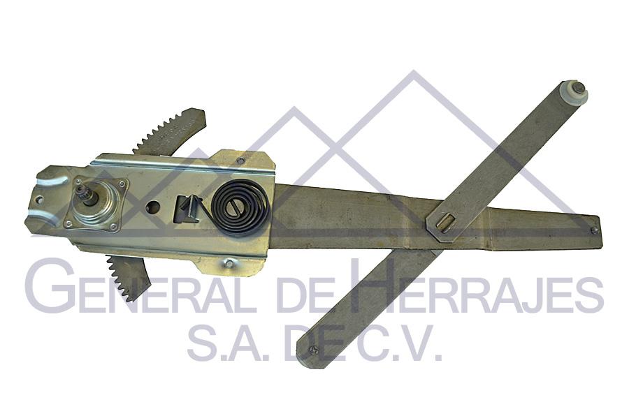 Elevadores de cristal Nissan 04-0755-00