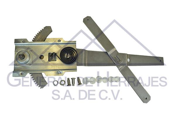 Elevadores de cristal Nissan 04-0761-00