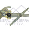 Elevadores de cristal Nissan 04-0762-00