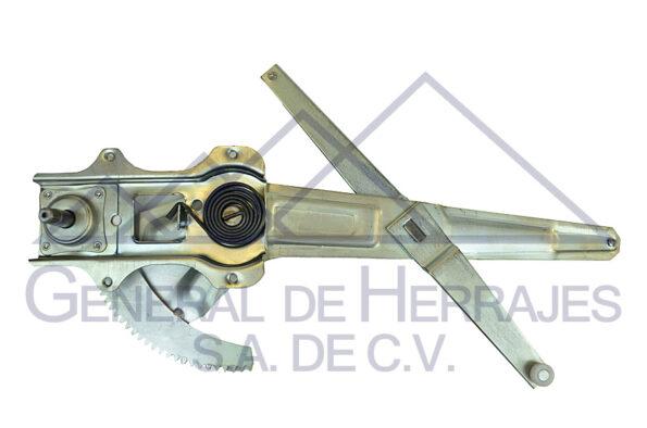 Elevadores de cristal Nissan 04-0763-00
