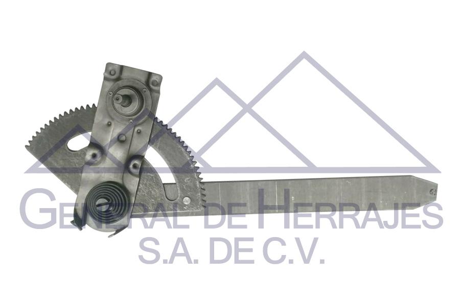 Elevadores de cristal Mercedes Benz 06-0765-00
